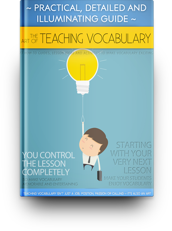 The Art of Teaching Vocabulary