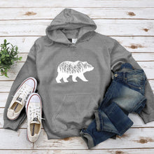Load image into Gallery viewer, Aspen Bear Hoodie - Pine and Oak