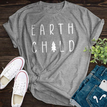 Load image into Gallery viewer, Earth Child Tee - Pine and Oak