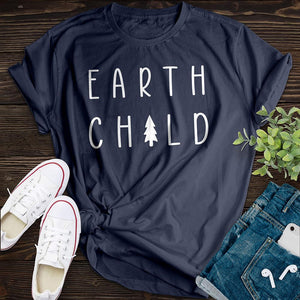 Earth Child Tee - Pine and Oak