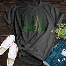 Load image into Gallery viewer, Evergreen Forest Tee - Pine and Oak