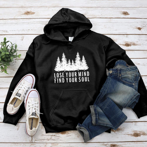 Find Your Soul Sweatshirt - Pine and Oak