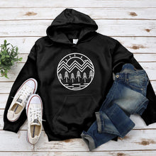 Load image into Gallery viewer, Life's Roots Hoodie - Pine and Oak
