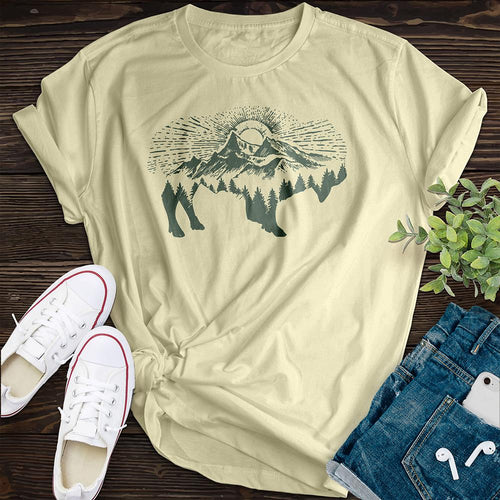Mother Natures Tee - Pine and Oak