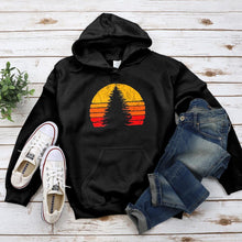 Load image into Gallery viewer, Sunset Rock Hoodie - Pine and Oak