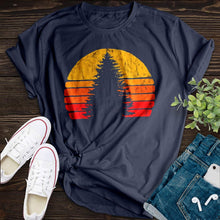 Load image into Gallery viewer, Sunset Rock Tee - Pine and Oak