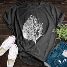 Load image into Gallery viewer, Tree Leaf Tee - Pine and Oak