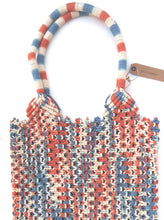 Load image into Gallery viewer, Sevilla Dip Dye Woven Cotton Tote