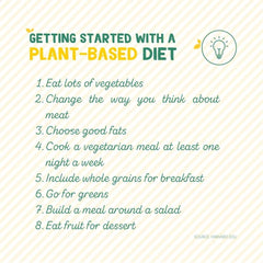 Getting Started With a Plant Based Diet | Root Kitchen UK