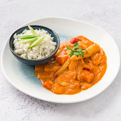 Thai Red Curry - Root Kitchen UK