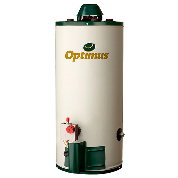 Calentador Optimus Auto OR-10 Gas LP 38 Lts