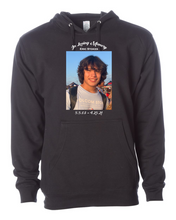 Load image into Gallery viewer, In Loving Memory of Eric Stokes Black Hoodie