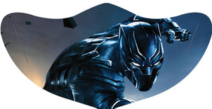Black Panther Face Mask