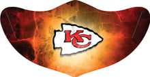 Load image into Gallery viewer, Chiefs Face Mask 2