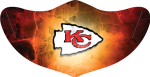 Chiefs Face Mask 2