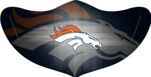 Load image into Gallery viewer, Denver Broncos Face Mask