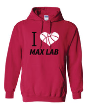 Load image into Gallery viewer, MaxLab Valentines Day Hoodie