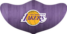 Load image into Gallery viewer, Lakers Basketball Face Mask