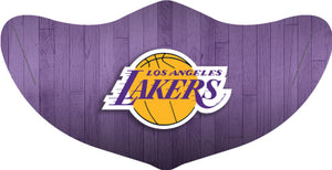 Lakers Basketball Face Mask