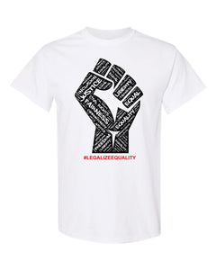 Legalize Equality #BLM T-Shirt