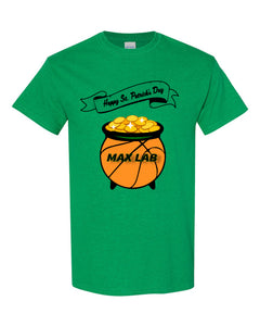 MaxLab Pot of Gold Tee