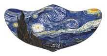 Load image into Gallery viewer, Starry Night Face Mask