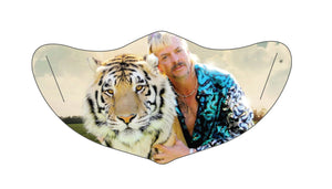 Joe Exotic Tiger King Face Mask
