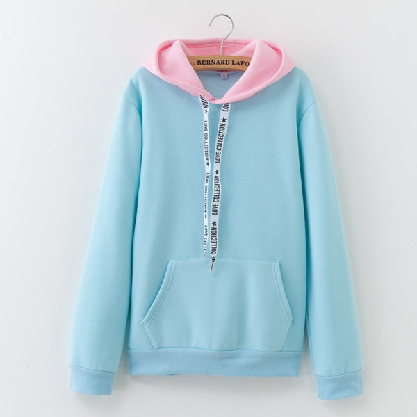 Fleece Pocket Sweatshirts