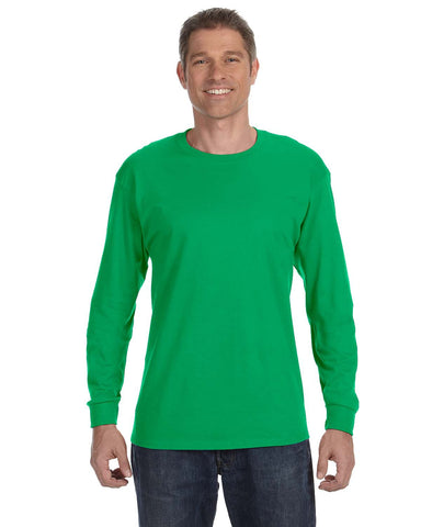 Gildan - Adult Heavy Cotton Long Sleeve