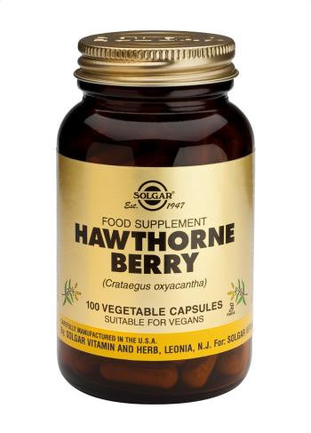 Hawthorne Berry Vegetable Capsules