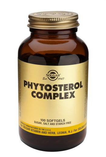 Phytosterol Complex Softgels