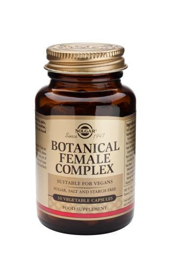 Botanical Female Complex Vegetable Capsules