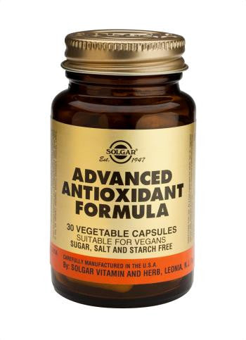 Advanced Antioxidant Formula Vegetable Capsules