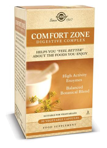 Comfort Zone Digestive Complex Vegetable Capsules