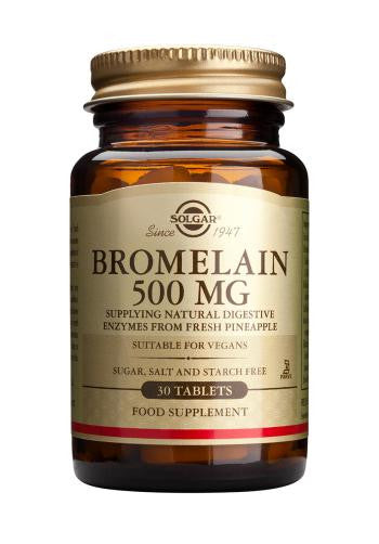 Bromelain 500 mg Tablets