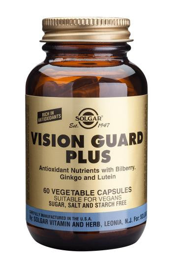 Vision Guard Plus Vegetable Capsules