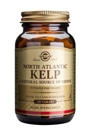North Atlantic Kelp Tablets