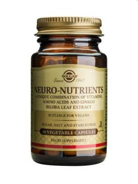 Neuro-Nutrients Vegetable Capsules