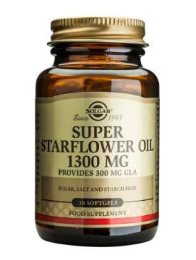 Super Starflower Oil 1300 mg
