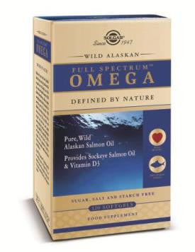 Wild Alaskan Full Spectrum(TM) Omega Softgels