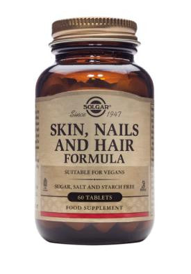 Skin, Nails and Hair Formula Tablets