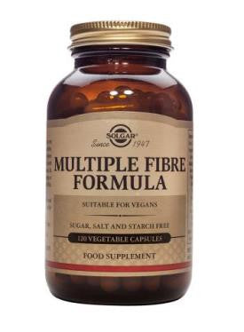 Multiple Fibre Formula Vegetable Capsules