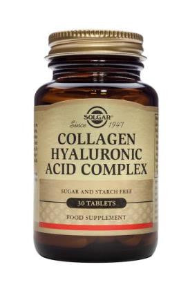Collagen Hyaluronic Acid Complex Tablets