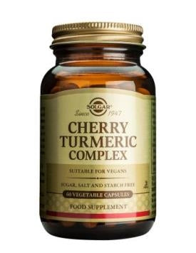 Cherry Turmeric Complex Vegetable Capsules