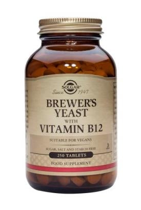 Brewer's Yeast with B12 Tablets
