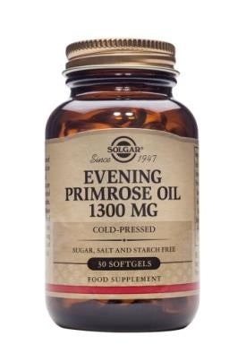 Evening Primrose Oil 1300 mg Softgels