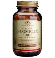 "Vitamin B-Complex ""100"" - 100 Vegetable Capsules"