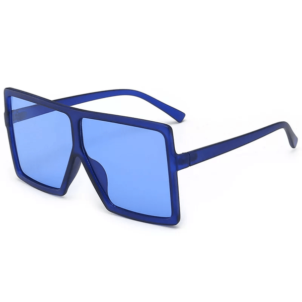 BossChic Royal Blue Sunnies - IvyChic Boutique