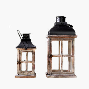 Windproof European Candlestick Holder
