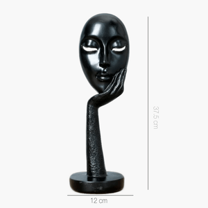 Retro Abstract Characters | Craft Thinker Sculpture - TOPRO Designs | Home Decor